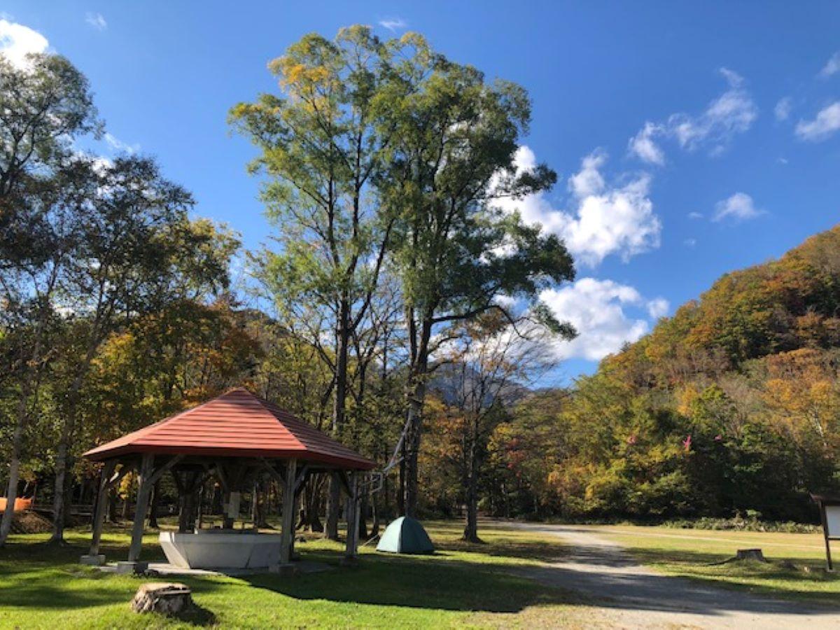 キャンプ 場 道東